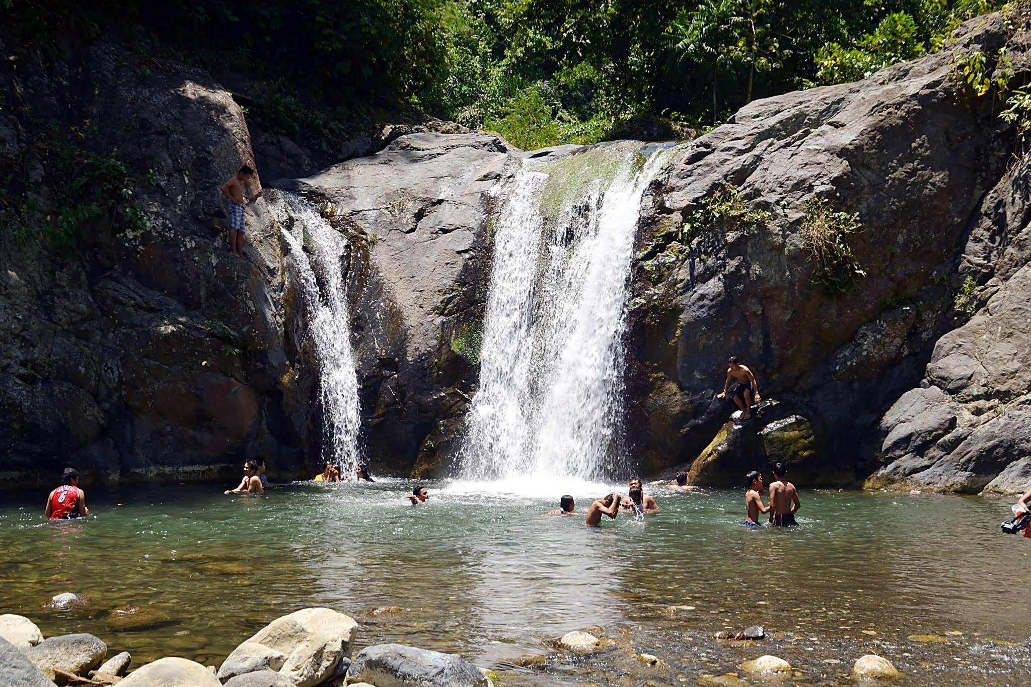tagnote falls, rtr, agusan del norte