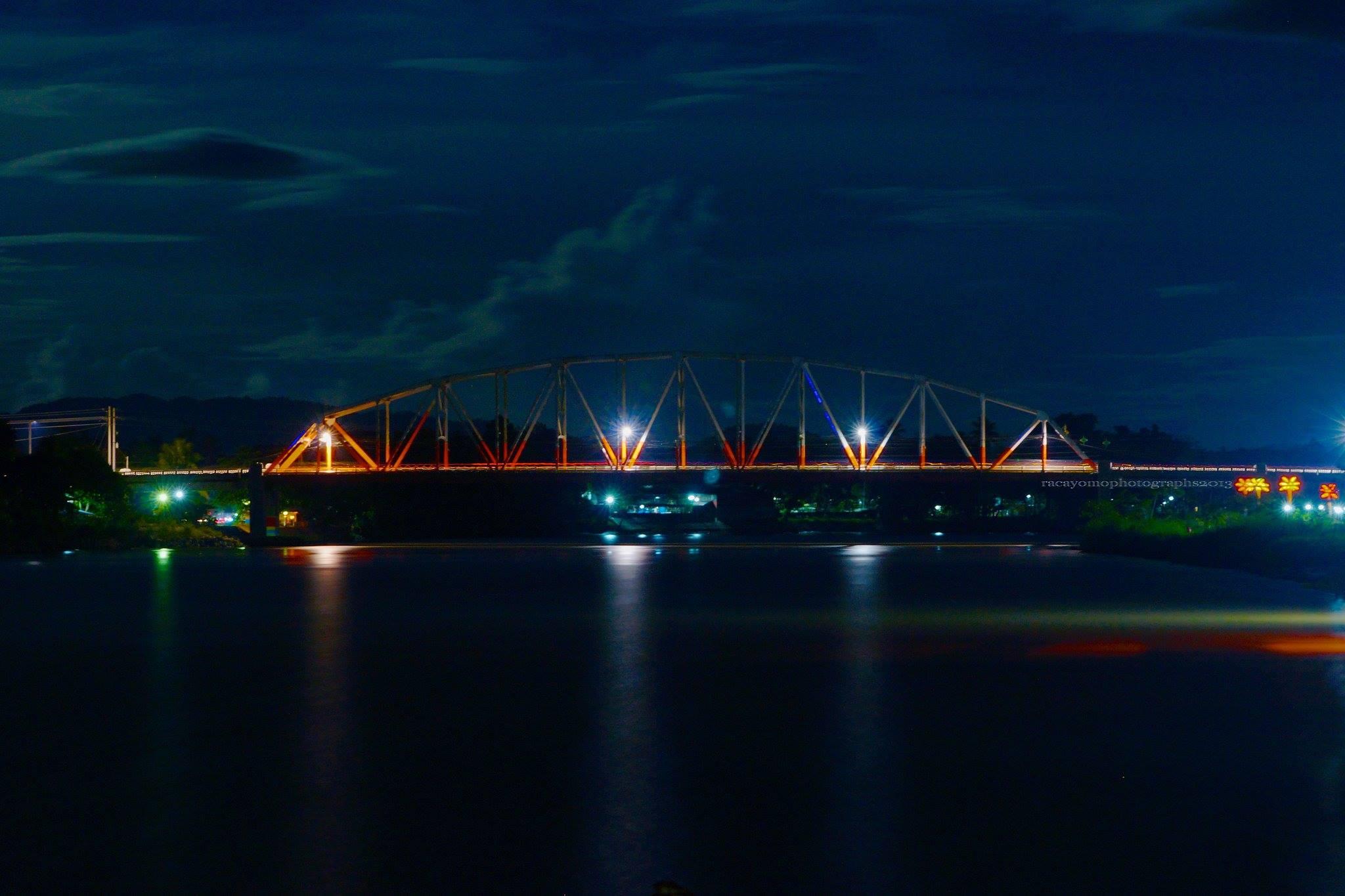 magsaysay bridge, butuan city