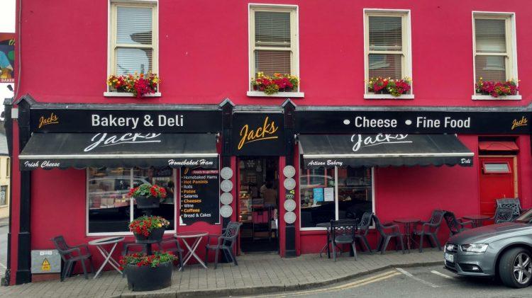 Food shops in Killorglin