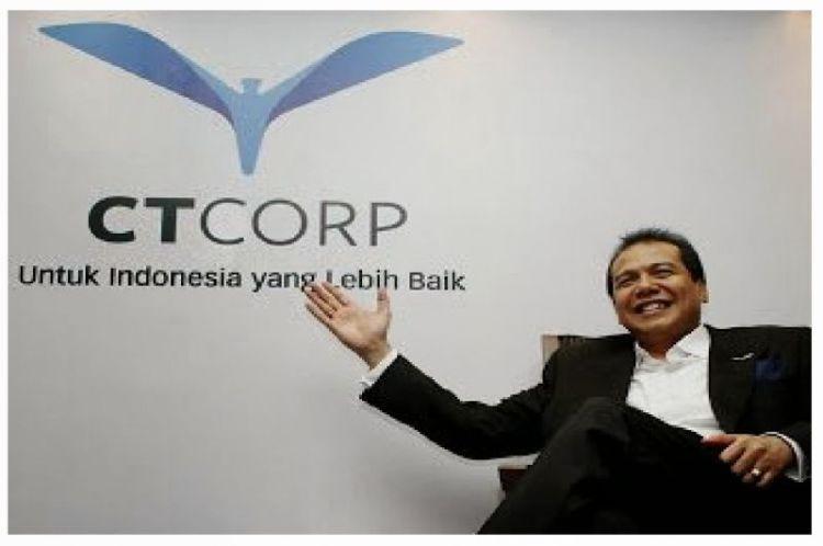 Chairul Tanjung adalah pemilik CT Corp, no 5 orang terkaya di indonesia