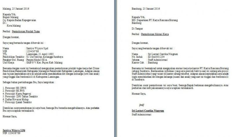 3 Contoh Surat Resign Kerja, Beserta Alasan, dan Format ...