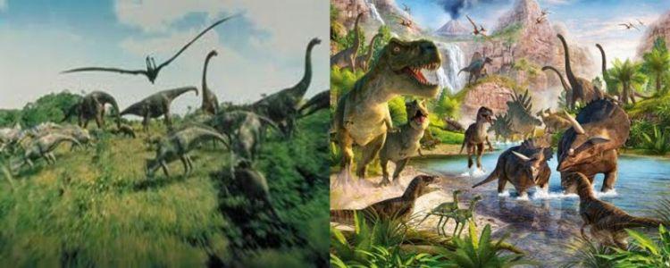 Zaman Mesozoikum