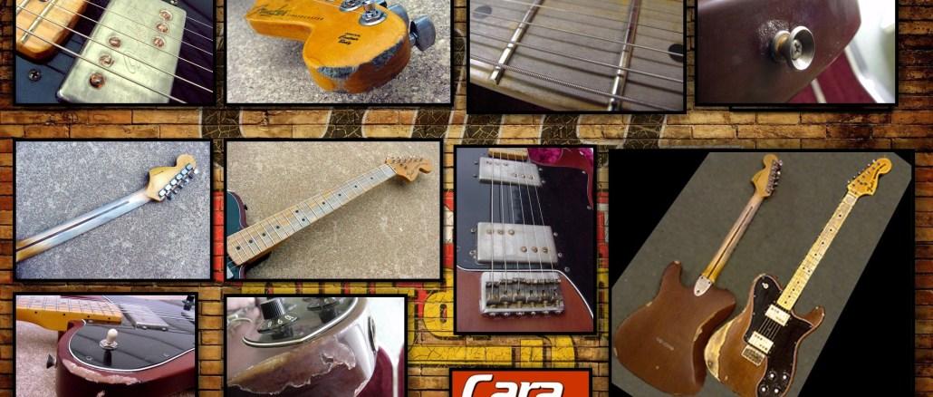 Relic Fender Telecaster tele
