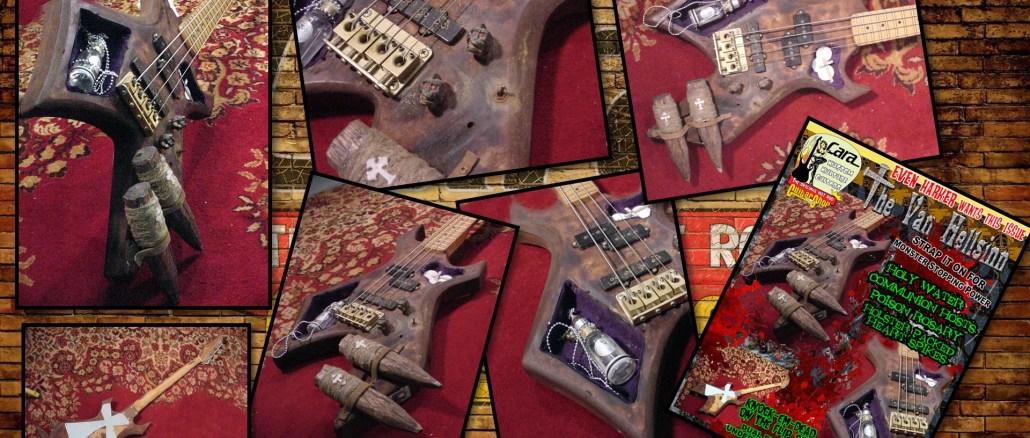 Vampire Slaying BC Rich Guitar
