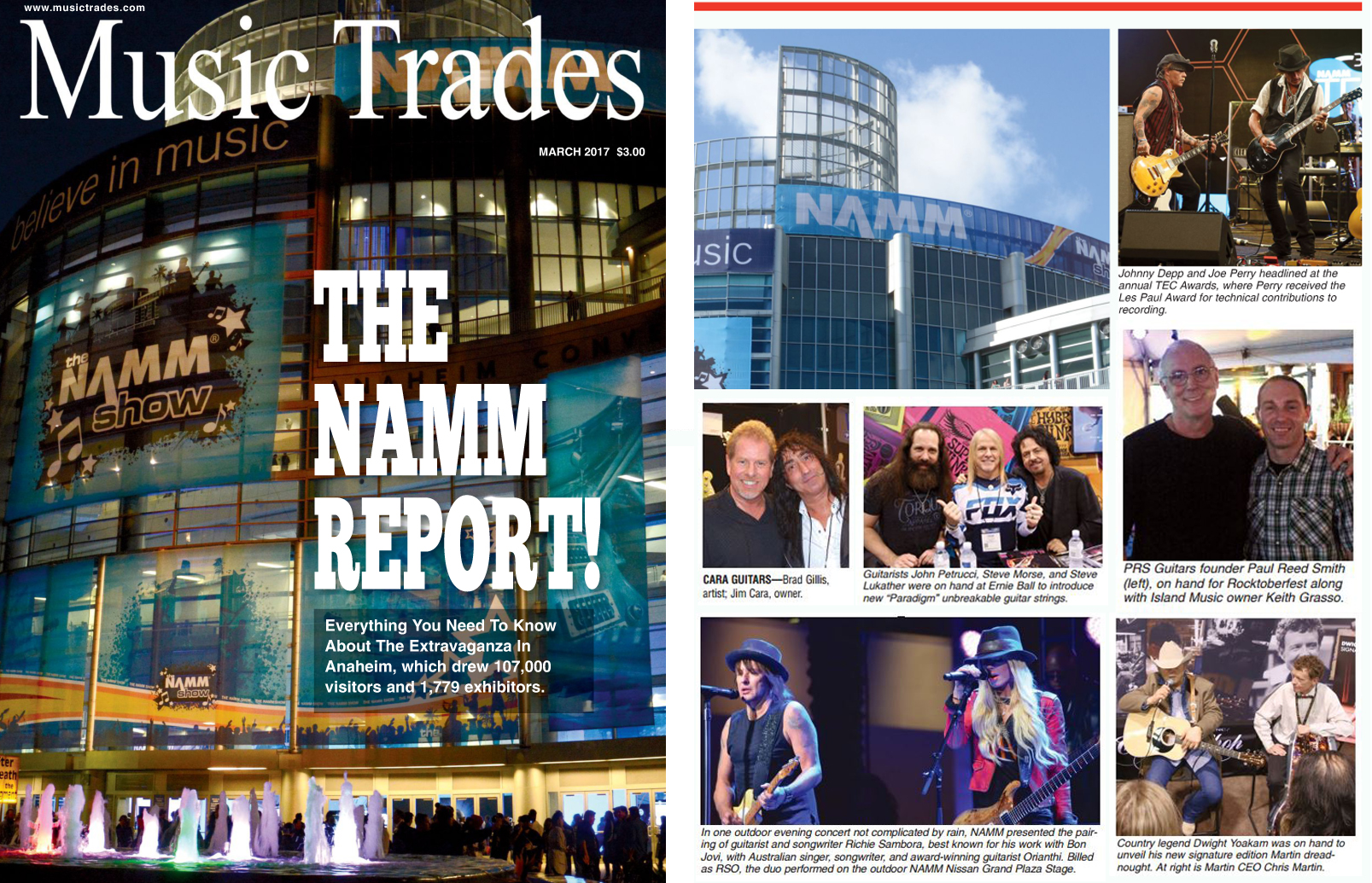 NAMM 2017 Gallery