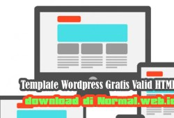 2 Template WordPress Gratis Valid HTML5