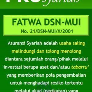 Asuransi kesehatan Syariah MUI
