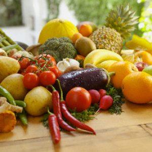 bahan makanan segar untuk catering