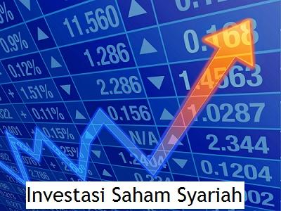 cara investasi saham syariah