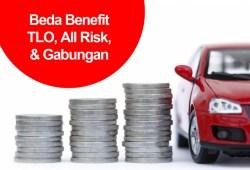 Perbedaan Asuransi All Risk, TLO, Kombinasi dan Cara Hitungnya