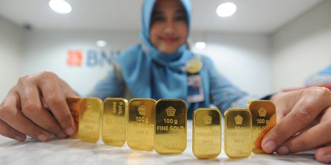 emas menggiurkan
