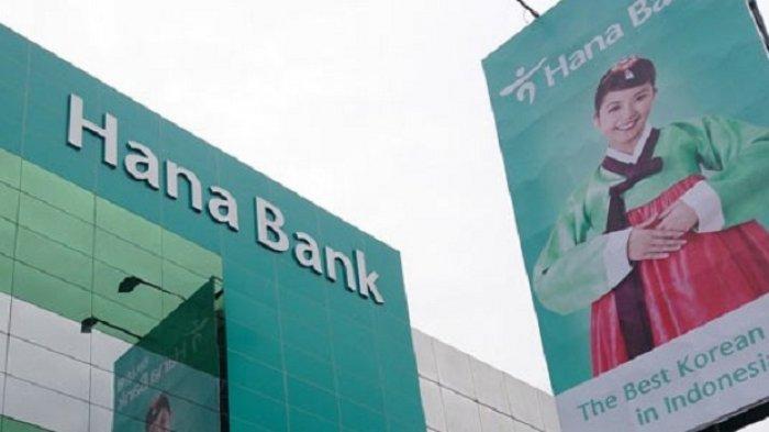 Sejarah Bank KEB Hana