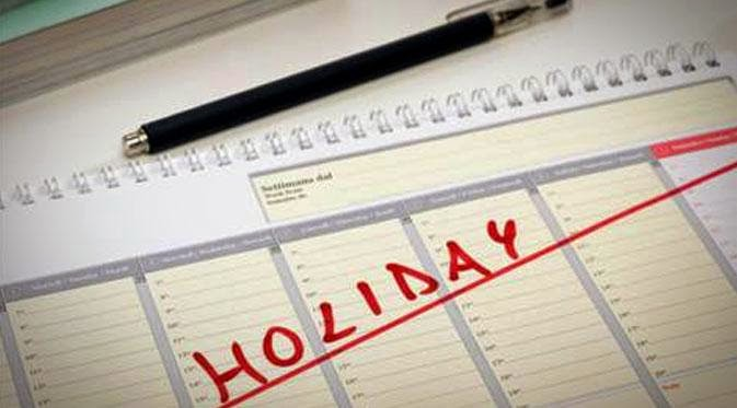 rencana liburan