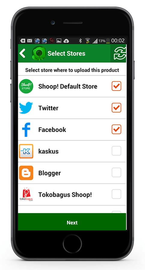 Aplikasi E-commerce