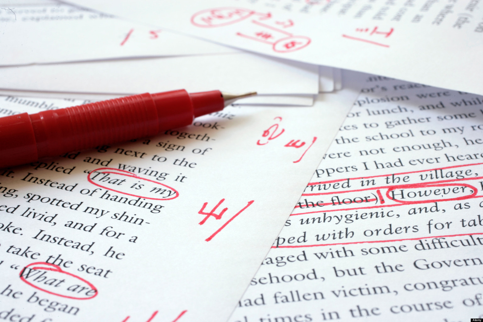 English Editor