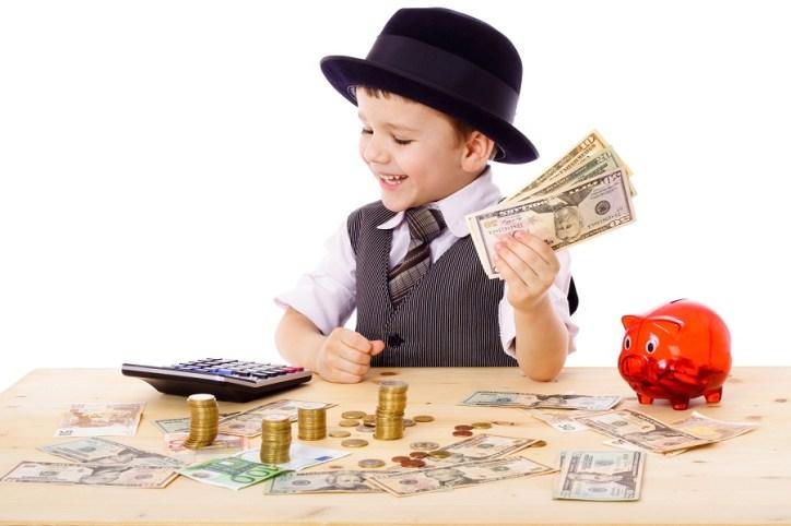 Prinsip bisnis untuk anak