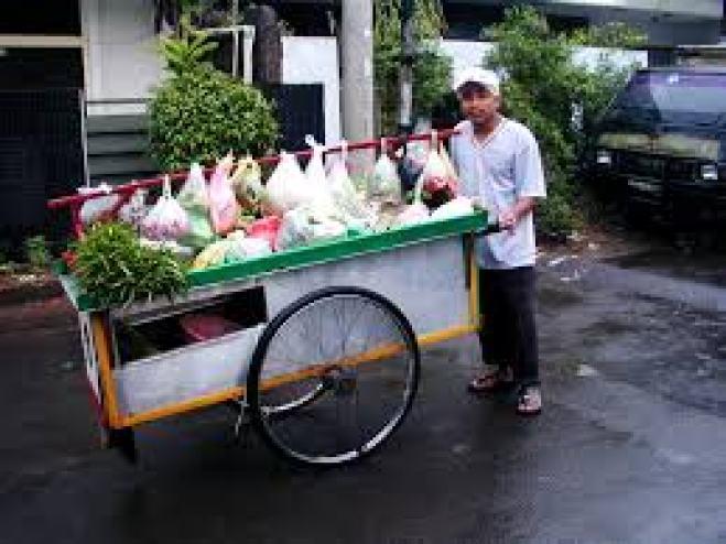 tukang sayuran