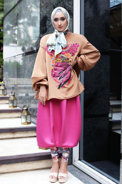 Bisnis Fashion Dian Pelangi