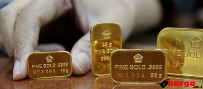 investasi emas mandiri