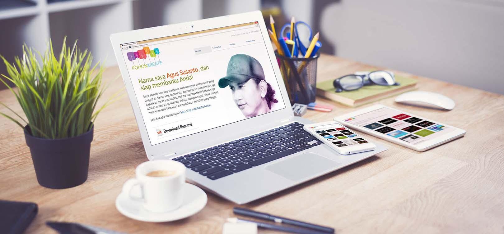 Desainer Website