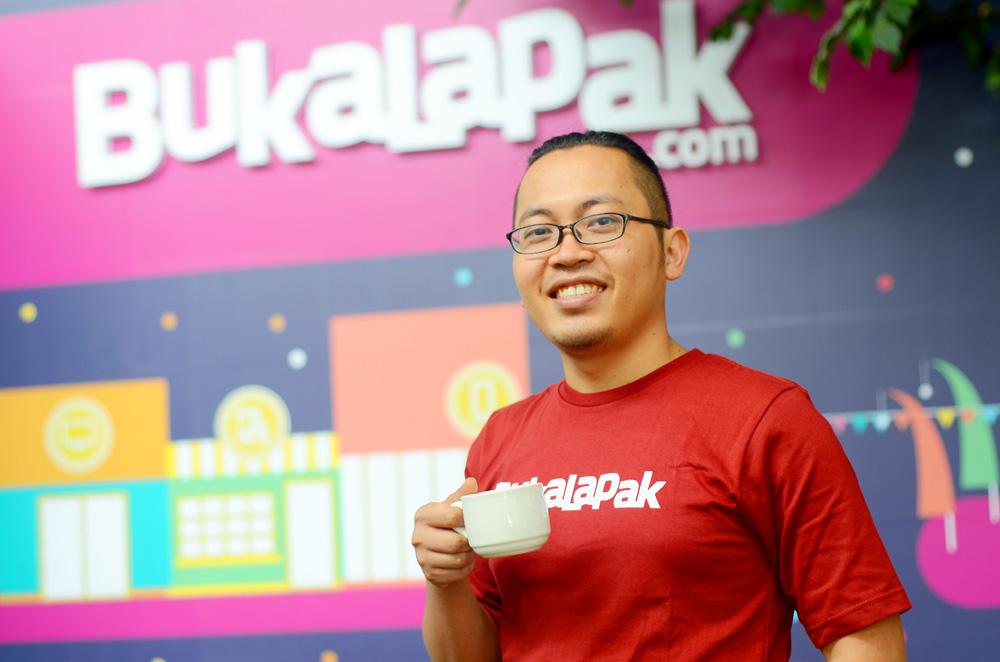 Ahmad Zaky Founder Bukalapak