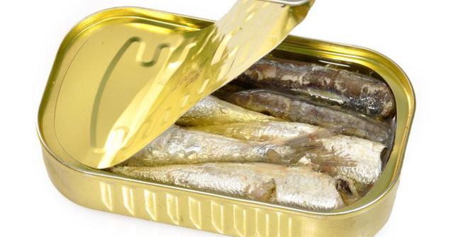 ikan kaleng