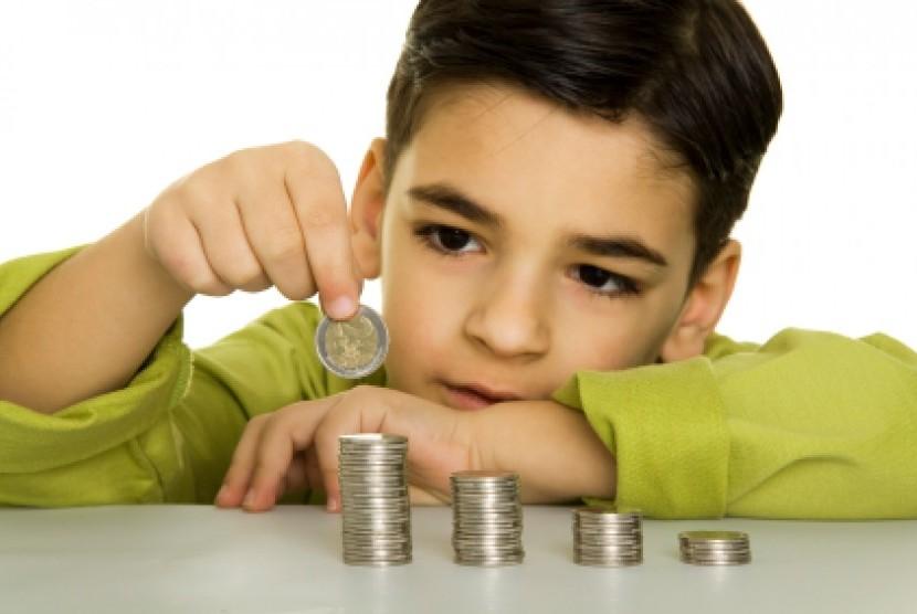 Membuat anak menghargai uang