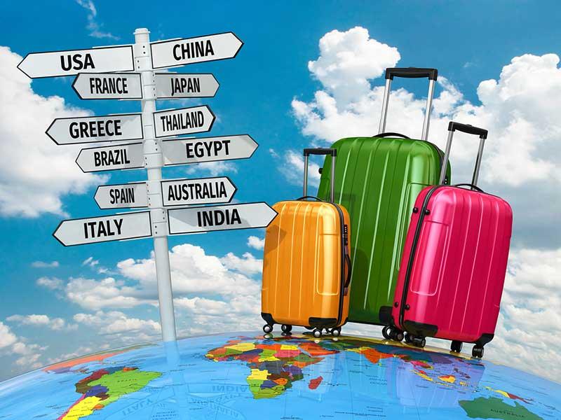 Jenis usaha Travel