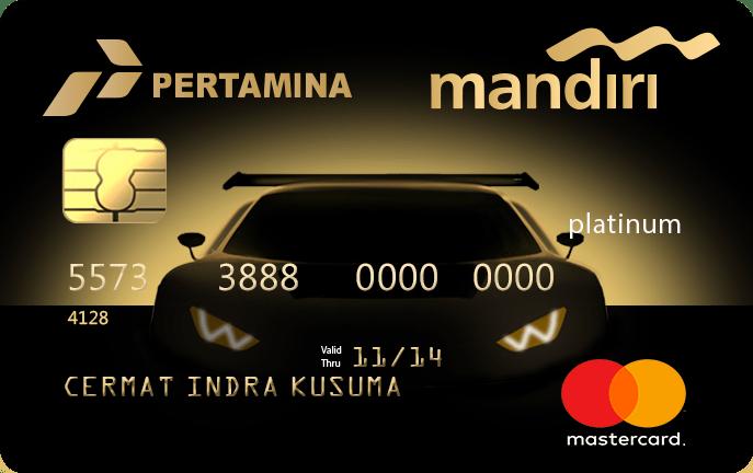 mandiri kartu kredit