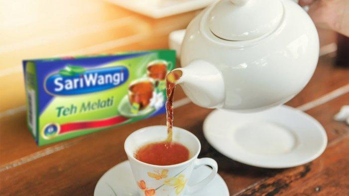teh sariwangi