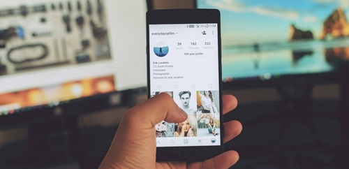 upload video ke Instagram