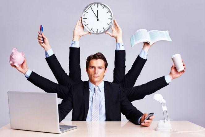Atur jadwal kerja