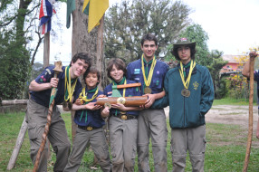 SCOUTING GAMES 2016