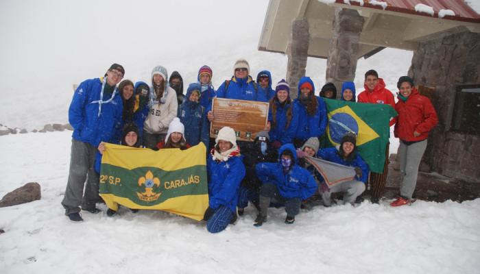 2016_Jamboree Panamericano no Equador