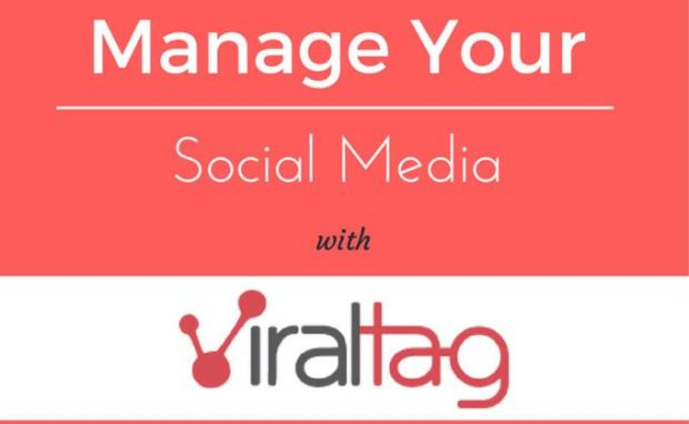 manage your akun with Viraltag