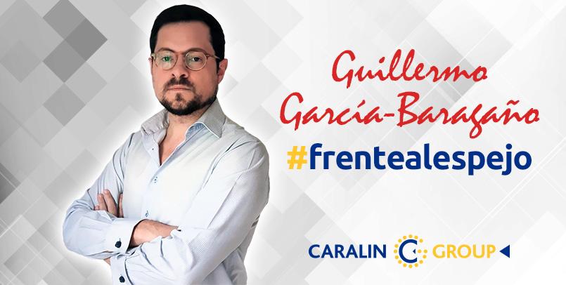 Guillermo Garcia Baragaño frentealespejo