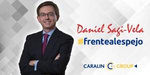 Daniel Sagi-Vela #frentealespejo