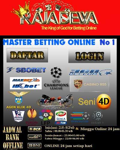 Cara Daftar Sbobet Judi Bola Online dan Live Casino