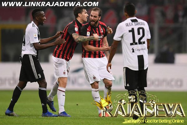 Striker Tajam AC Milan Dihukum Dua Pertandingan