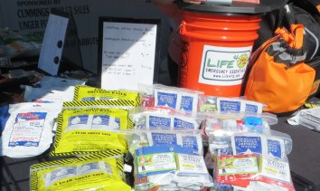 Emergency Program supplies