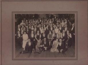 Dad & Mum's 1st formal date - 1920's