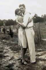 Dad & Mum dating - 1920's