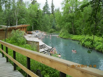 Liard Hot Springs, B.C.