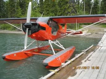 Super Cruiser Float Plane