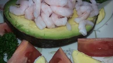 Avocado & Shrimp