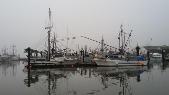 Steveston Dock, BC