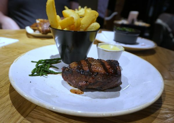Steak in Birmingham