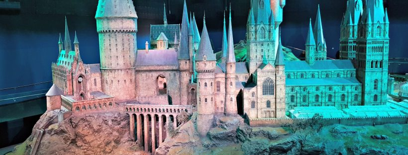 Warner Brothers Studio Tour -Hogwarts