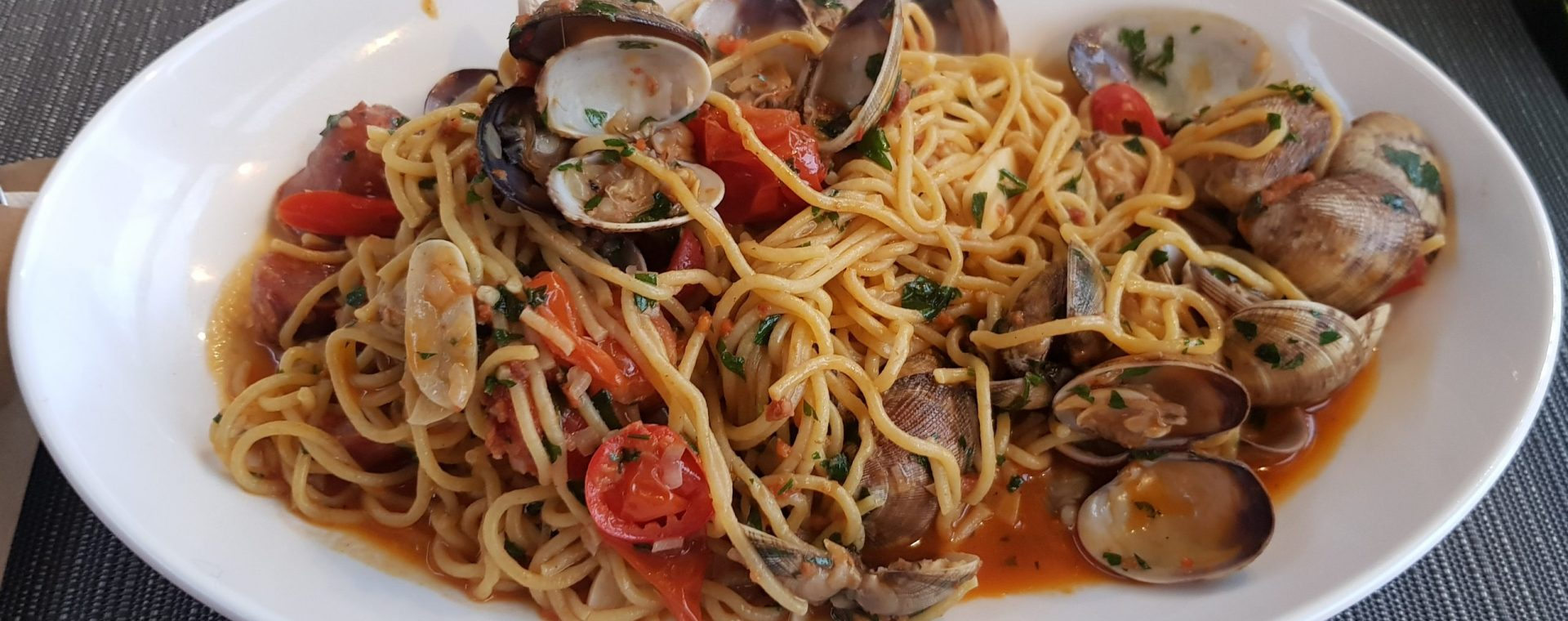 The Bracebridge - Spaghetti Vongole