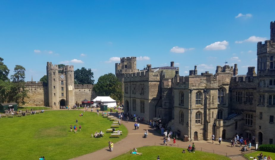 Is Warwick Castle worth visiting without kids?